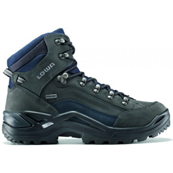 Lowa Renegade GTX Mid Wide dark-grey/navy